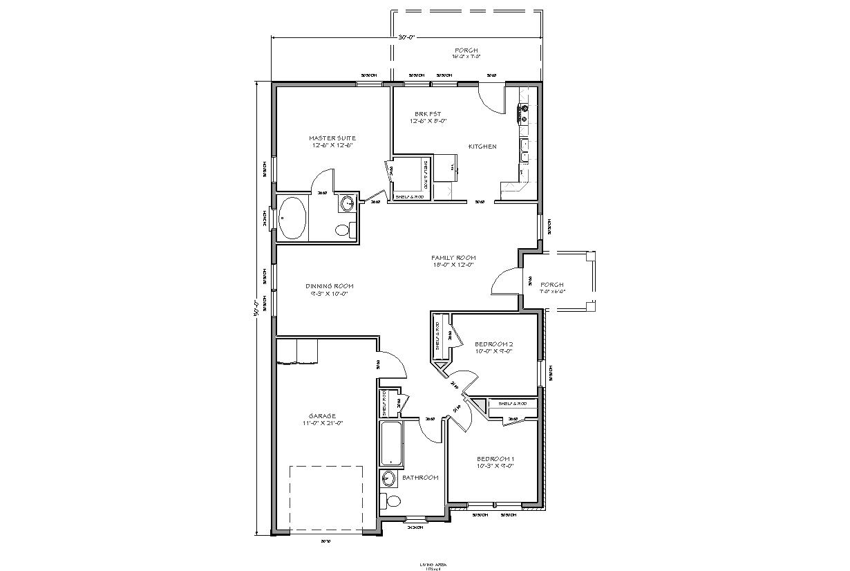 Main Floor Plan Home Plan Design On Small Size House Plans India